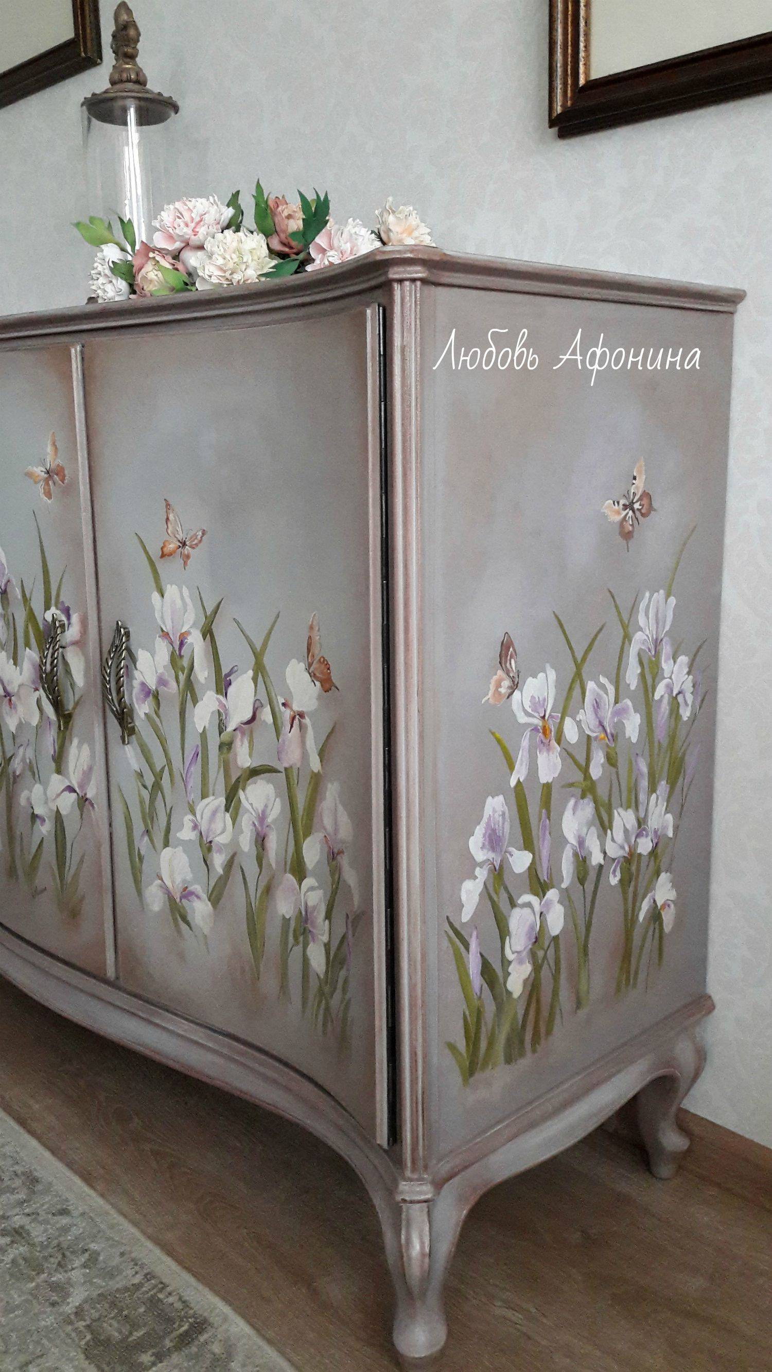 Pin de Virge en Romantic | Pinterest | Pintar, Cómodas y Muebles ...