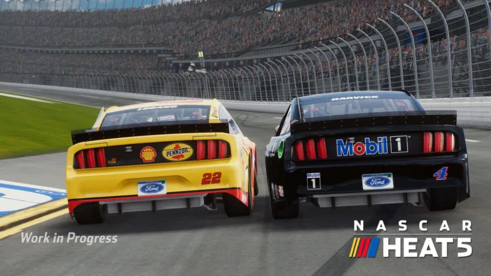 Pin on NASCAR Heat Games