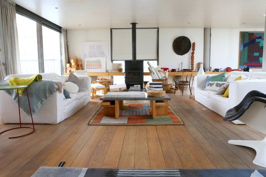 A Visit To Terence Conran's Old Apartment — House Call