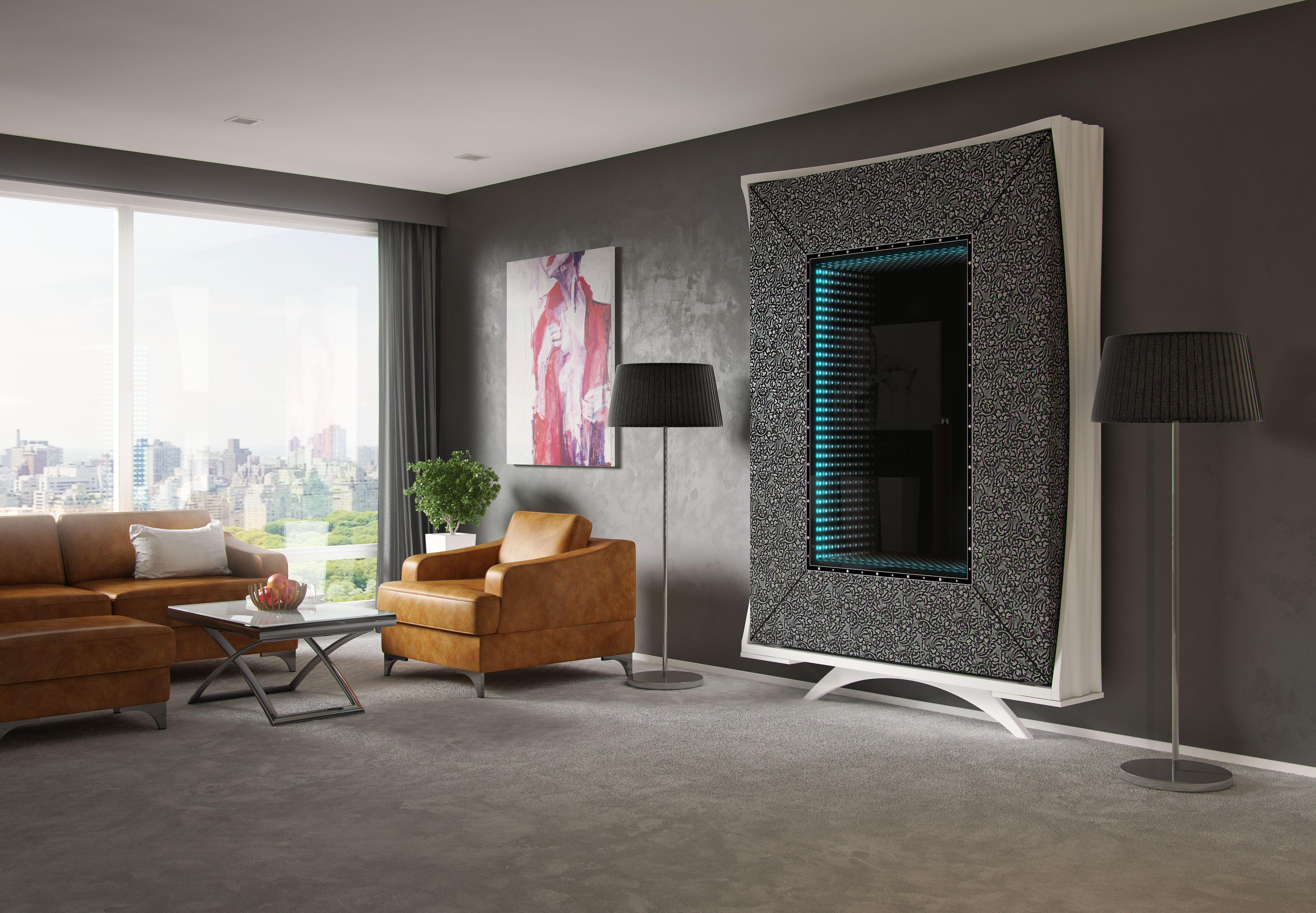 Best Murphy Bed Modern Gs 01 S Closed Luxury Rooms Loft 400 x 300
