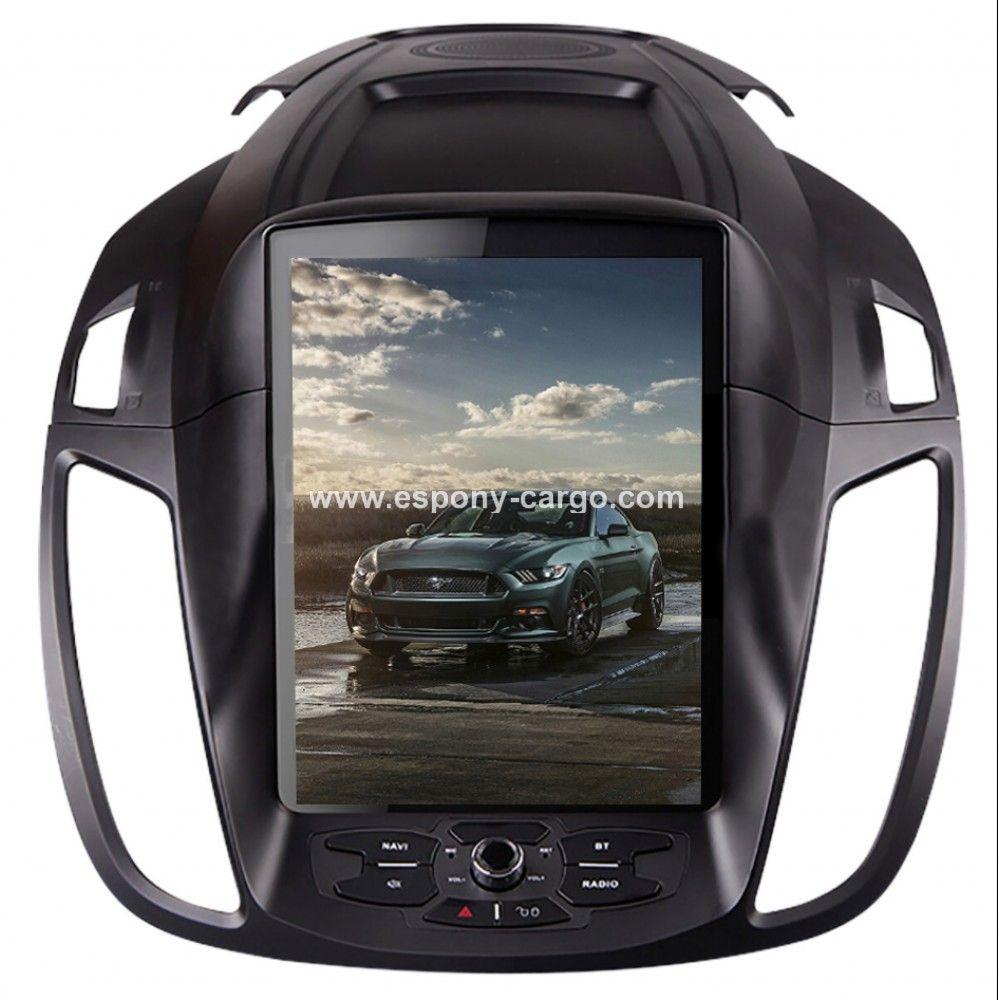 10 4 Tesla Style Vertical Hd Screen Android 6 0 Car Gps Intelligent Navigation For Ford Kuga 2013 2014 2015 2016 2017 Car Gps Ford Kuga Gps