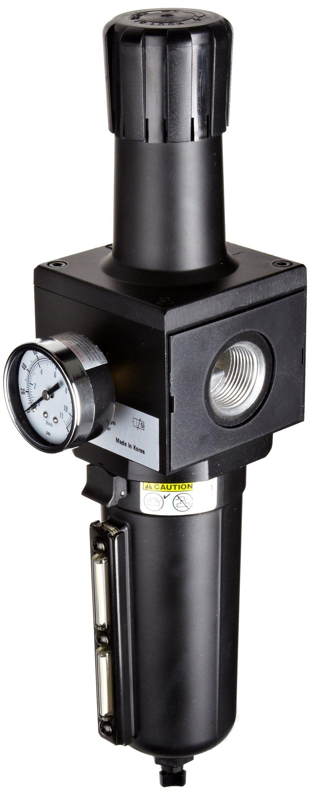 Parker P3NEA96GSABNN OneUnit Combo Compressed Air Filter