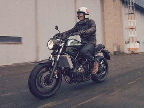 2015 Yamaha XSR700