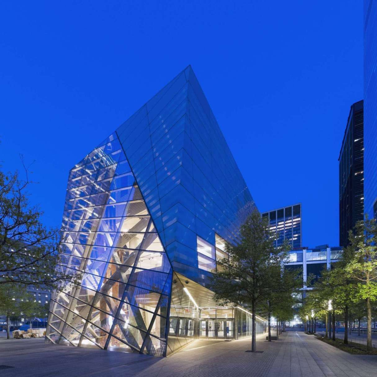 National 9 11 Memorial Museum Pavilion By Snohetta 03