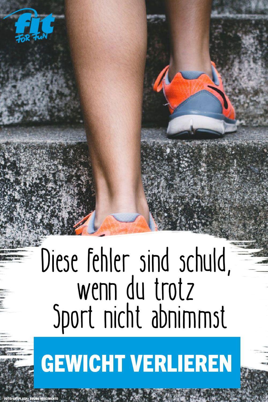 Trotz Sport Nicht Abnehmen