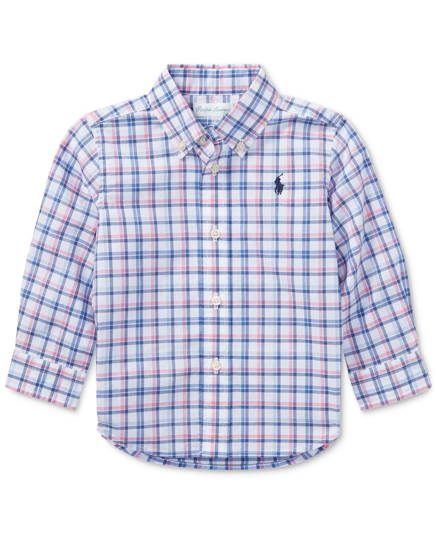 082cd9433 Ralph Lauren Poplin Cotton Shirt