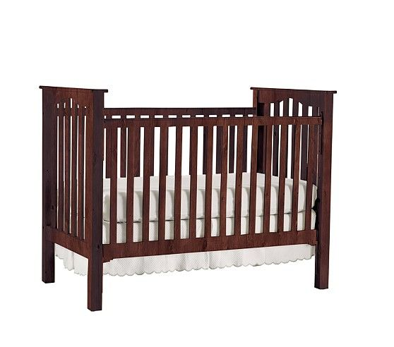 Best Kendall Low Profile Convertible Crib Best Crib Cribs 400 x 300