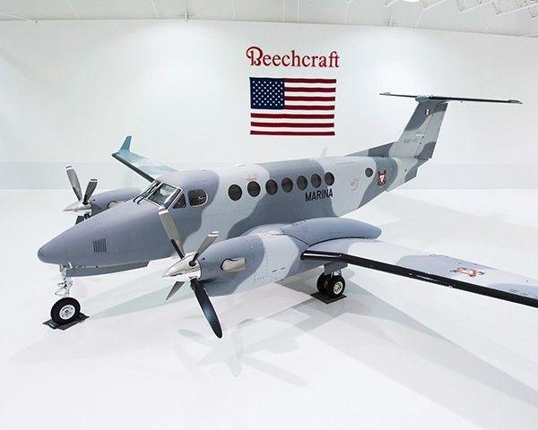 Beechcraft Corporation, a subsidiary of Textron Aviation Inc , a