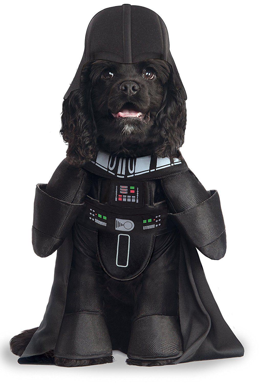 dog amazonsmile star wars darth vader pet costume
