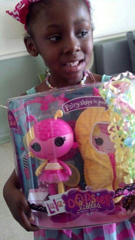 Hermosa mi princesa en su cumpleaños