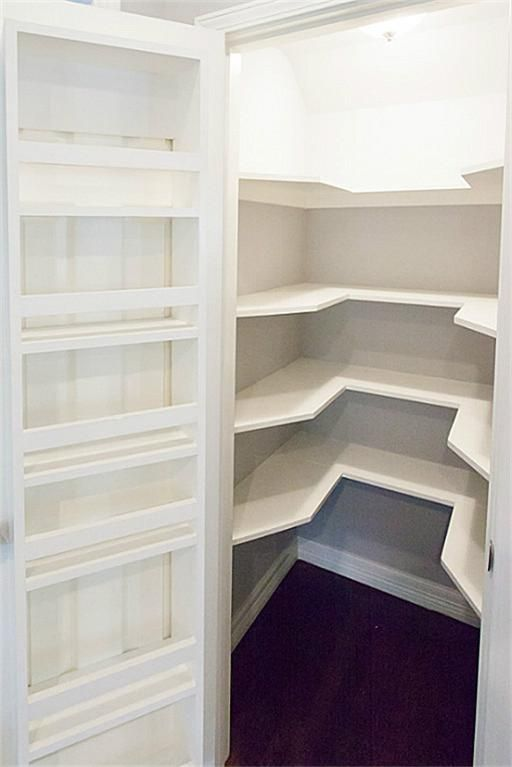 Pantry Cabinets - 7 Ways to Create Pantry and Kitchen Storage