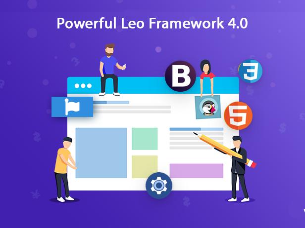 Powerful Theme Framework 4.0 for PrestaShop 1.7