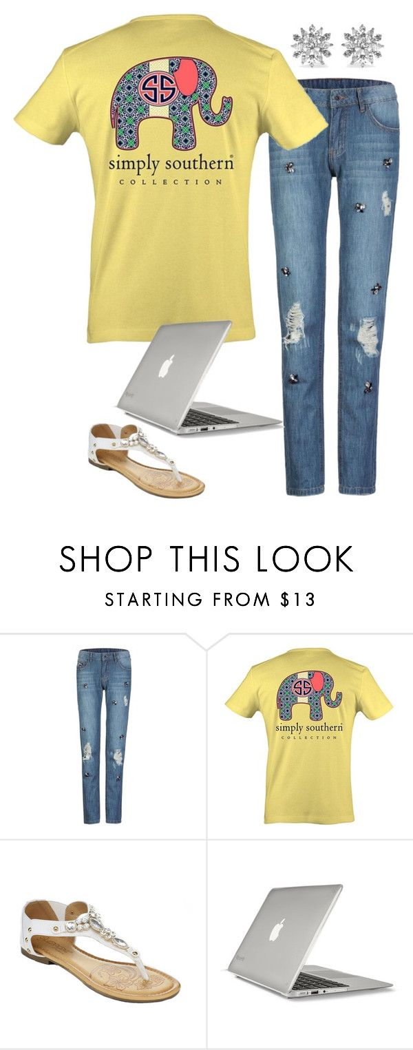 """""""In the City that We Love"""" by somepreppygal ❤ liked on Polyvore featuring DbDk, Speck, Kenneth Jay Lane, women's clothing, women, female, woman, misses and juniors"""