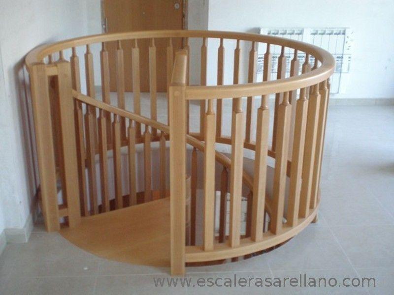 Arellano escaleras de madera de caracol de madera - Escaleras de caracol de madera ...