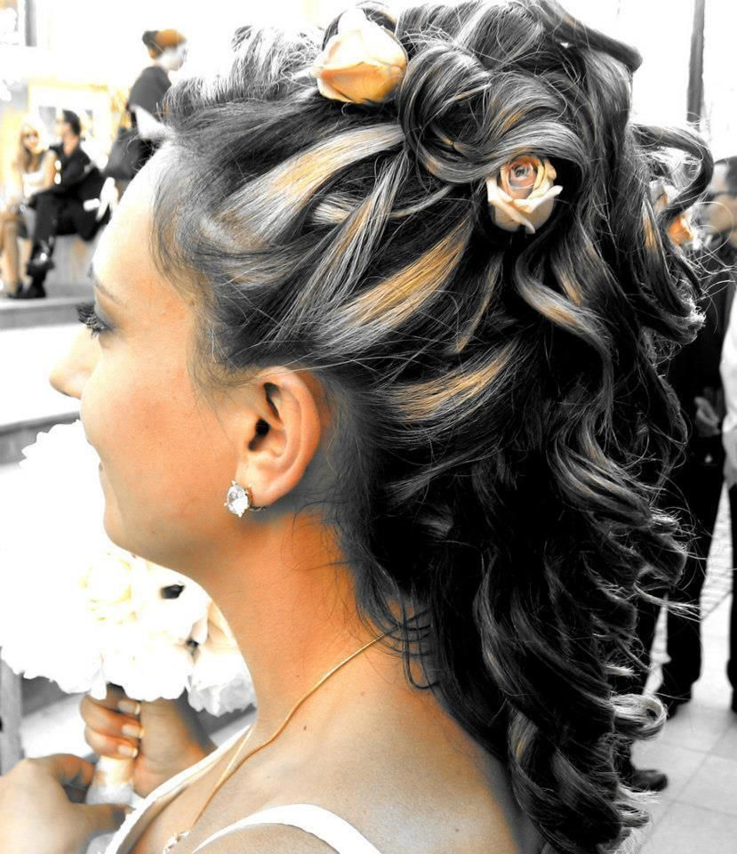 A fancy updo huuuuir pinterest updo weave hairstyles and long