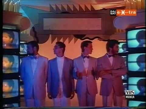 Il video sono io-Tango 1983.
