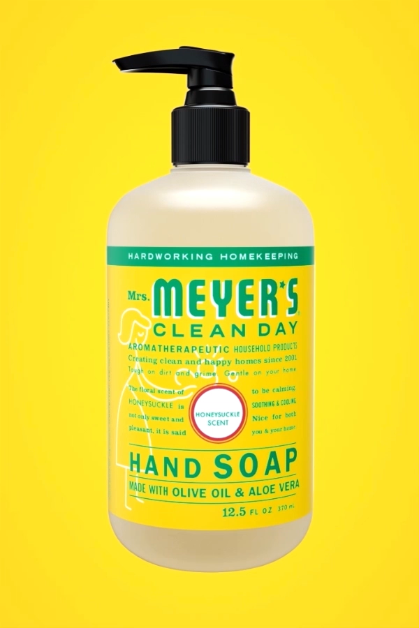 Honeysuckle Liquid Hand Soap With Images Soap Meyers Soap