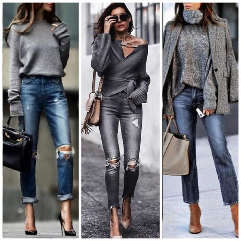 Look inverno, casaco cinza | Casaco cinza