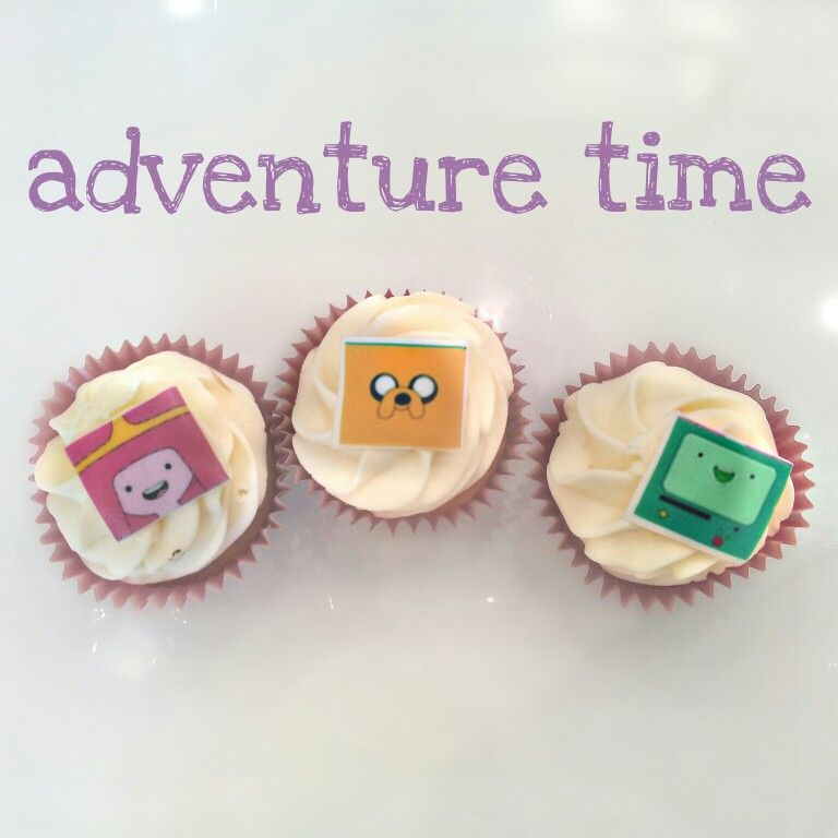 How much do you love our Adventure Time cupcakes?! We know... alot! All our cupcakes are baked from original recipes using the best locally sources ingredients. Take a few minutes to follow us and check out more of our wonderful cakes!