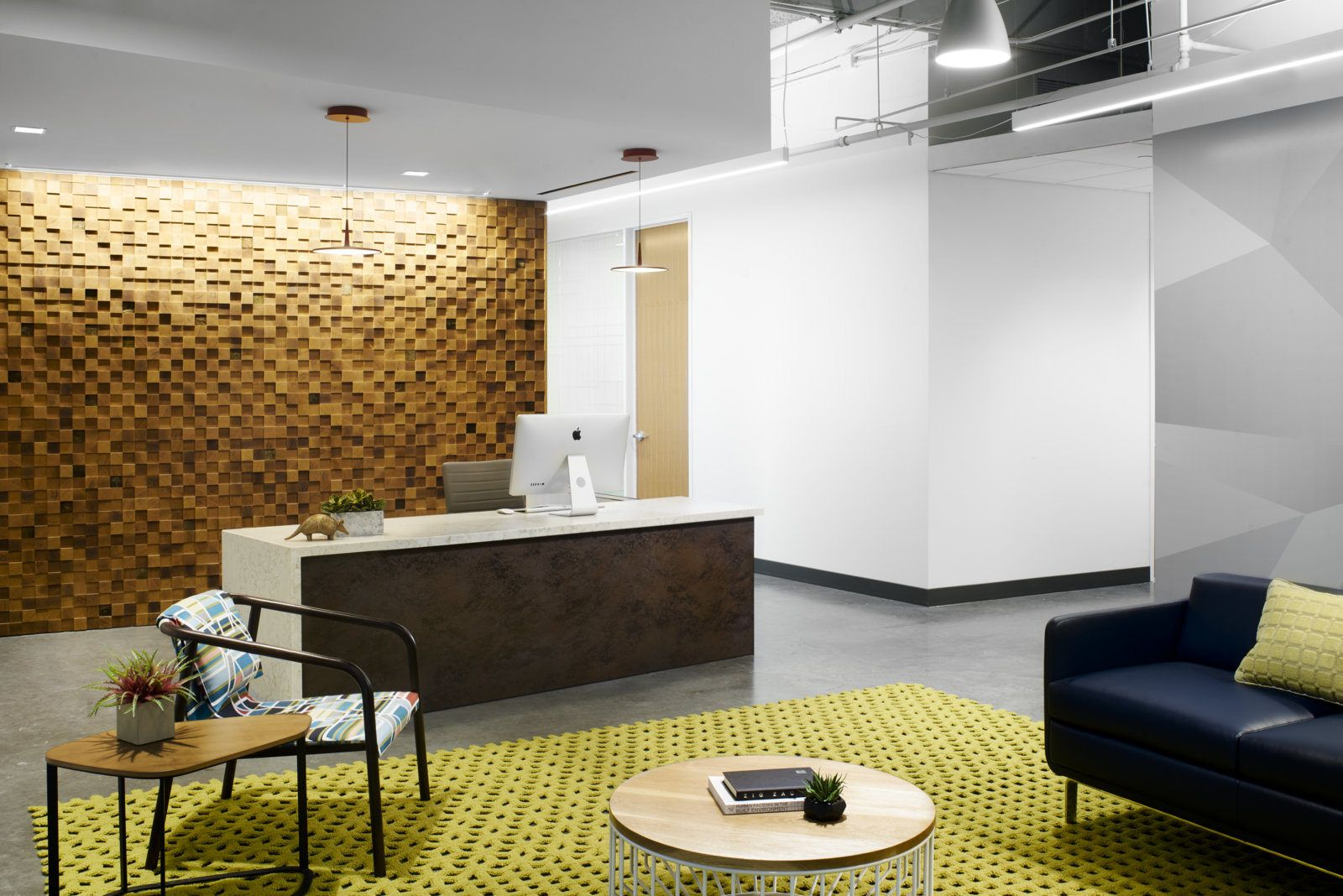 Deneys reitz office by collaboration lauckgroup designed the new offices of tech company cadence design systems located in austin