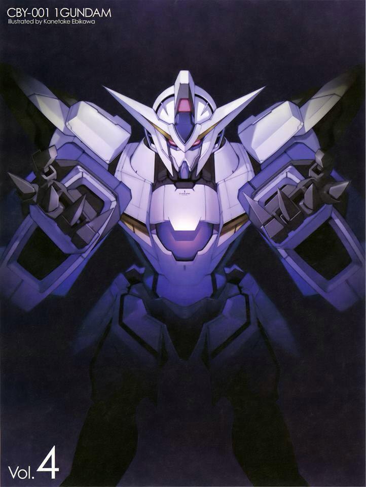 CBY001 A.K.A 1 (Ai/Eye) Gundam Gundam art, Gundam, Art
