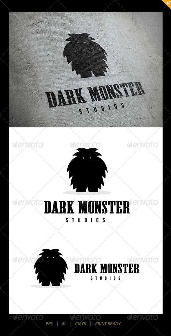 dark monster logo pinterest monsters logos and dark