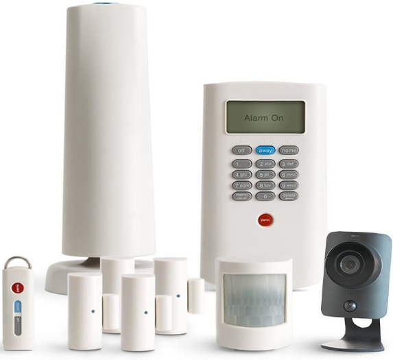 Review SimpliSafe Wireless Home Security System