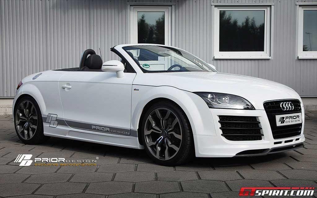 Prior Design TT J Body Kit Offers Audi RStyled Looks Audi - Current audi offers