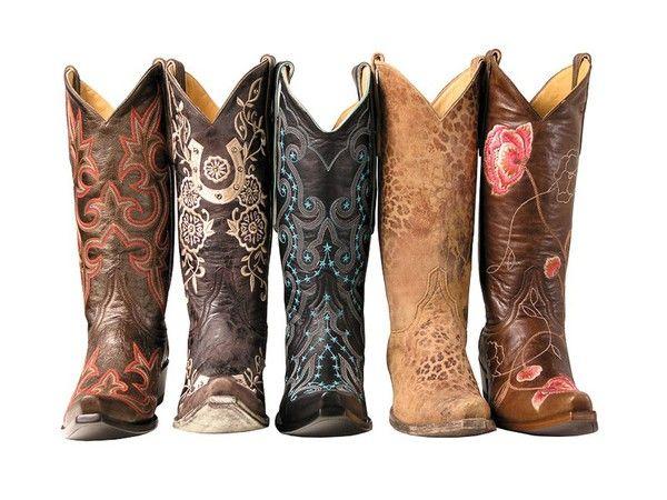 Cowgirl Boots alishaarnett