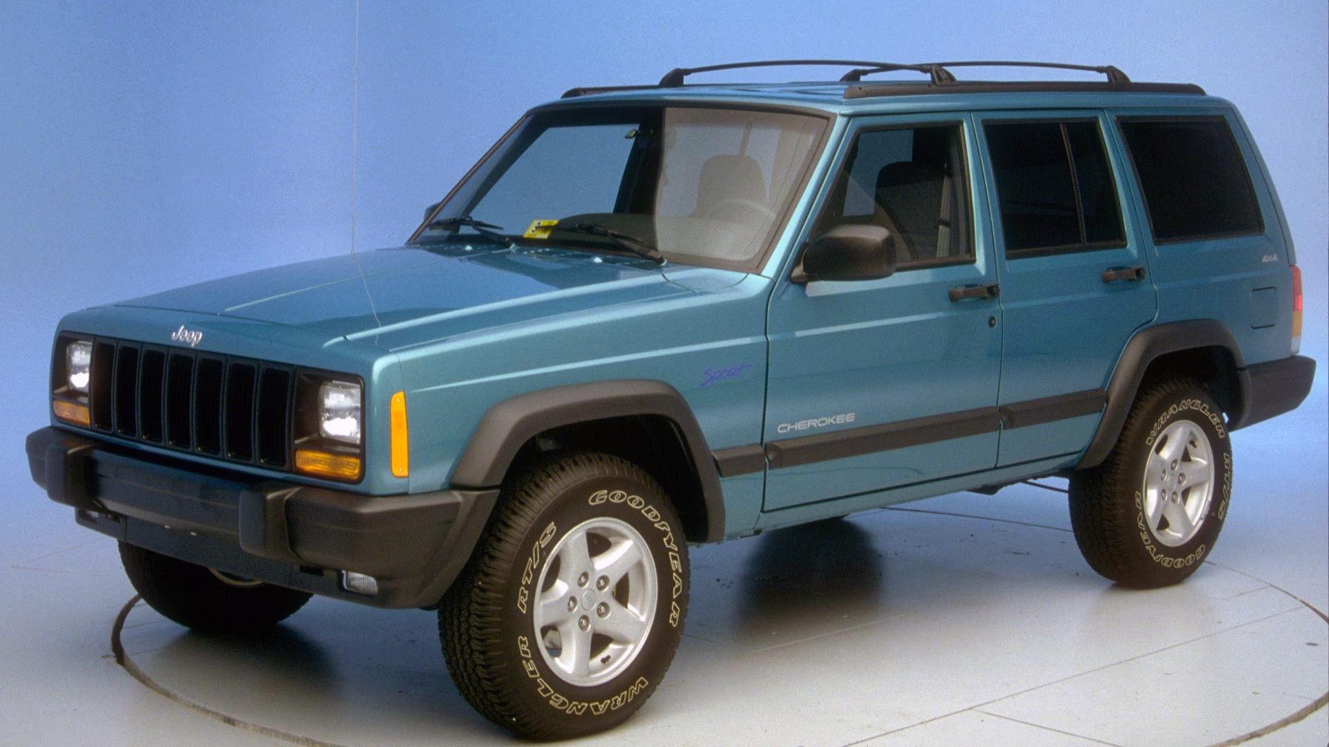 Jeep Cherokee Sport (XJ) '19972001 Jeep cherokee, Jeep