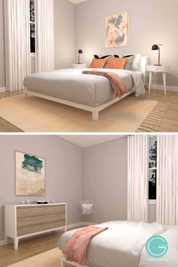Pastel Scandinavian Bedroom Design Scandinavian Bedroom Scandinavian Design Bedroom Bedroom Design