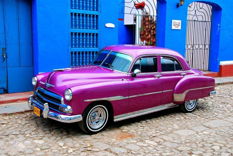 Classy Cuban Cars Every Car Lover Needs To See Car Lover Cuban Cars Retro Cars