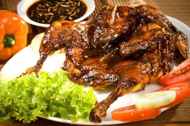 Resep Ayam Bakar Kalasan Khas Yogyakarta Resep Ayam Kari Ayam Goreng