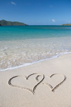 Happy Valentine S Day If You Can T Make It To The Beach