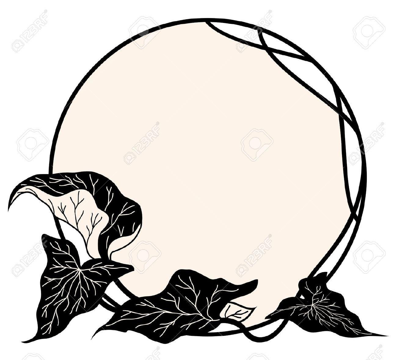Circle nouveau bird google search tattoos pinterest - Art deco and art nouveau ...