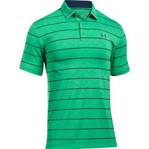 89c7464705a7fb Under Armour Men s Playoff Polo Shirt Green Dark Light Blue - Golf Apparel