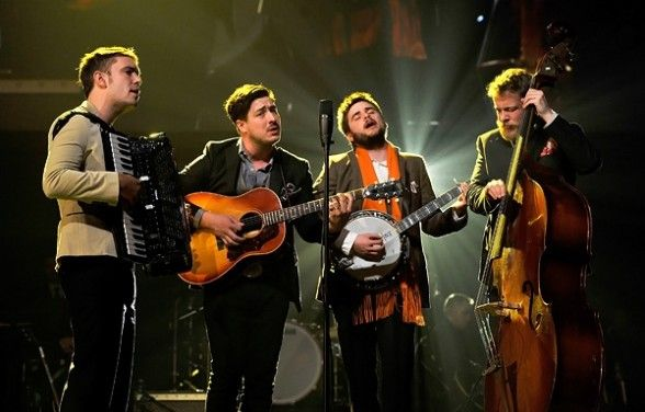 Come Thou Fount of Every Blessing by Mumford and Sons