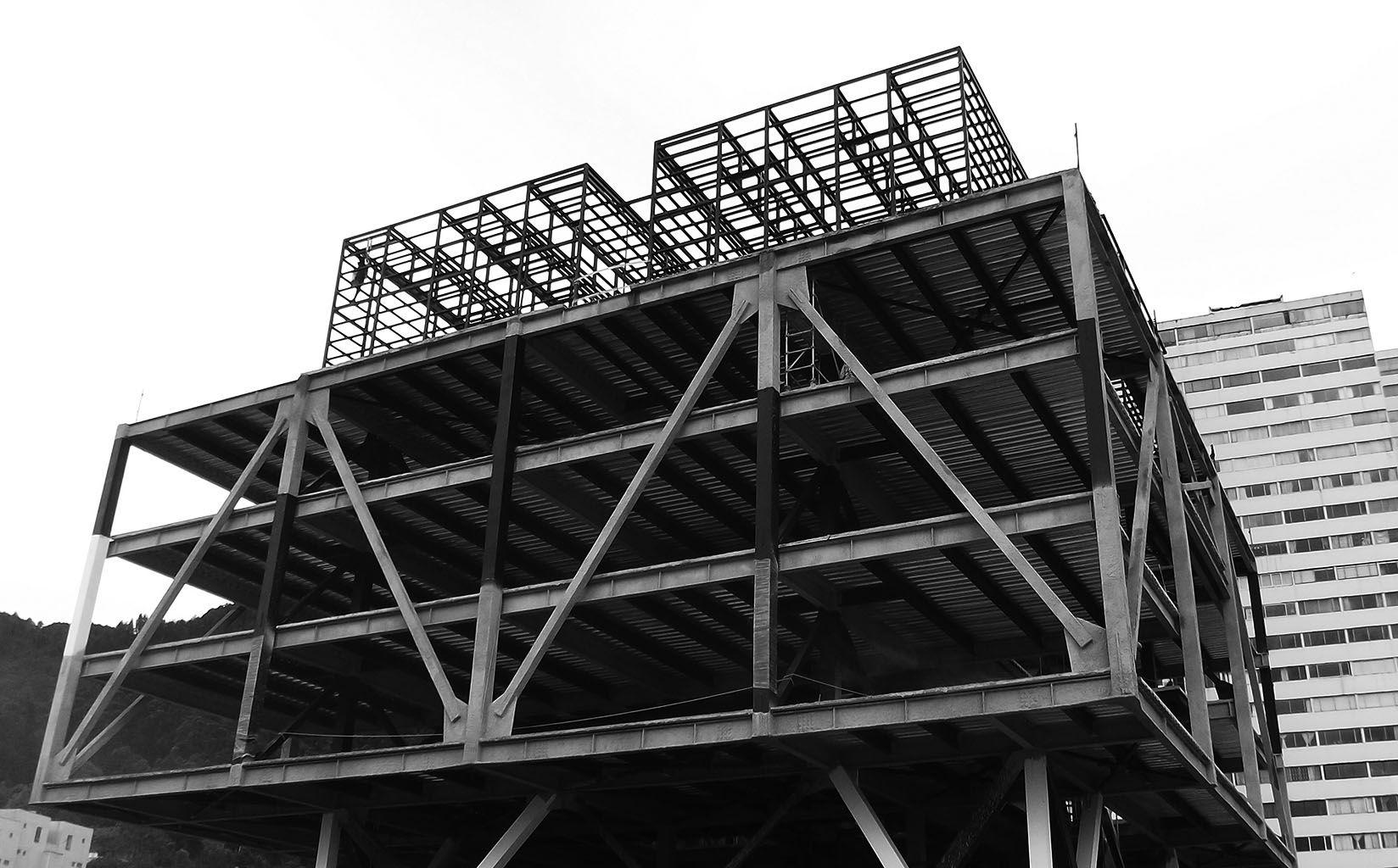 estructuras metálicas-estahl | JLPPa Estructuras | Pinterest | Acero