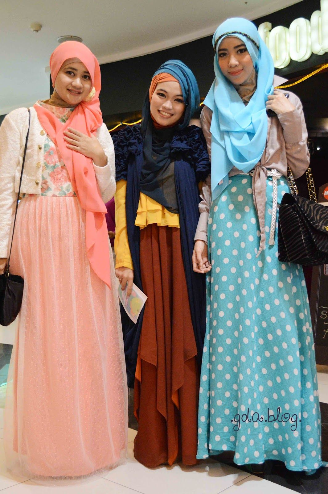 to wear - Muslimah stylish tumblr video
