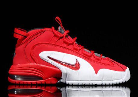 sneakers for cheap 72f98 8afcd Tenis, Penny Hardaway, Nike Air Max, Octubre, Zapatillas, Rojo, Zapatos