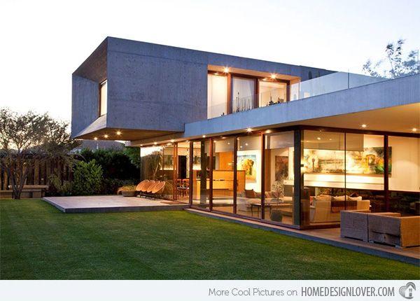 Urzua Cofre Modern Box House Might Side