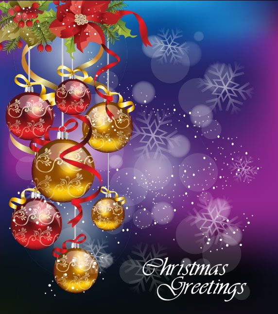 Merry Christmas Card Vector 3 Vector Sources Christmas Card Images Merry Christmas Card Greetings Christmas Greeting Cards