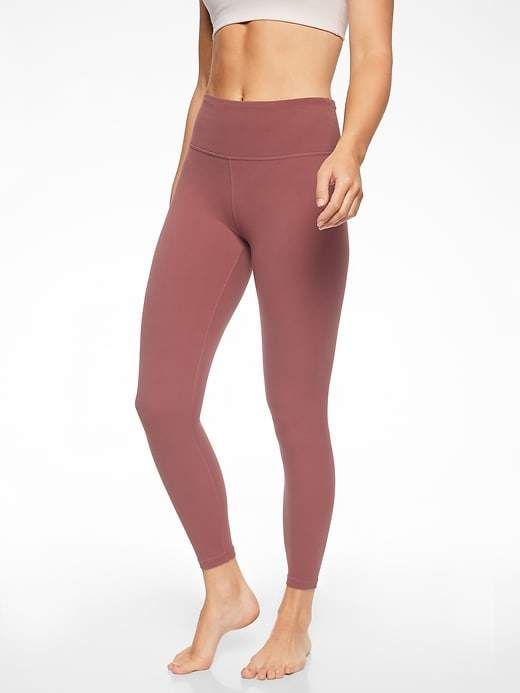 d5fc07761910c Athleta Elation 7 8 Tight Color  Havana Brown Size  XS S