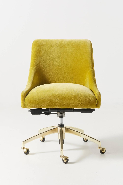 Elowen Swivel Desk Chair In 2020 Kantoor Thuis En Thuis