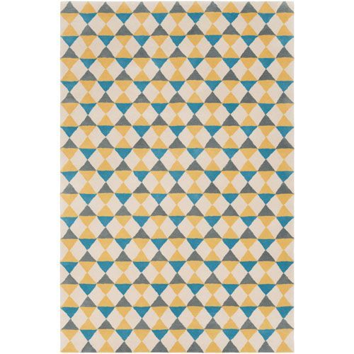 Lina Multicolor Rectangular: 8 Ft. x 10 Ft. Rug - (In No Image Available)
