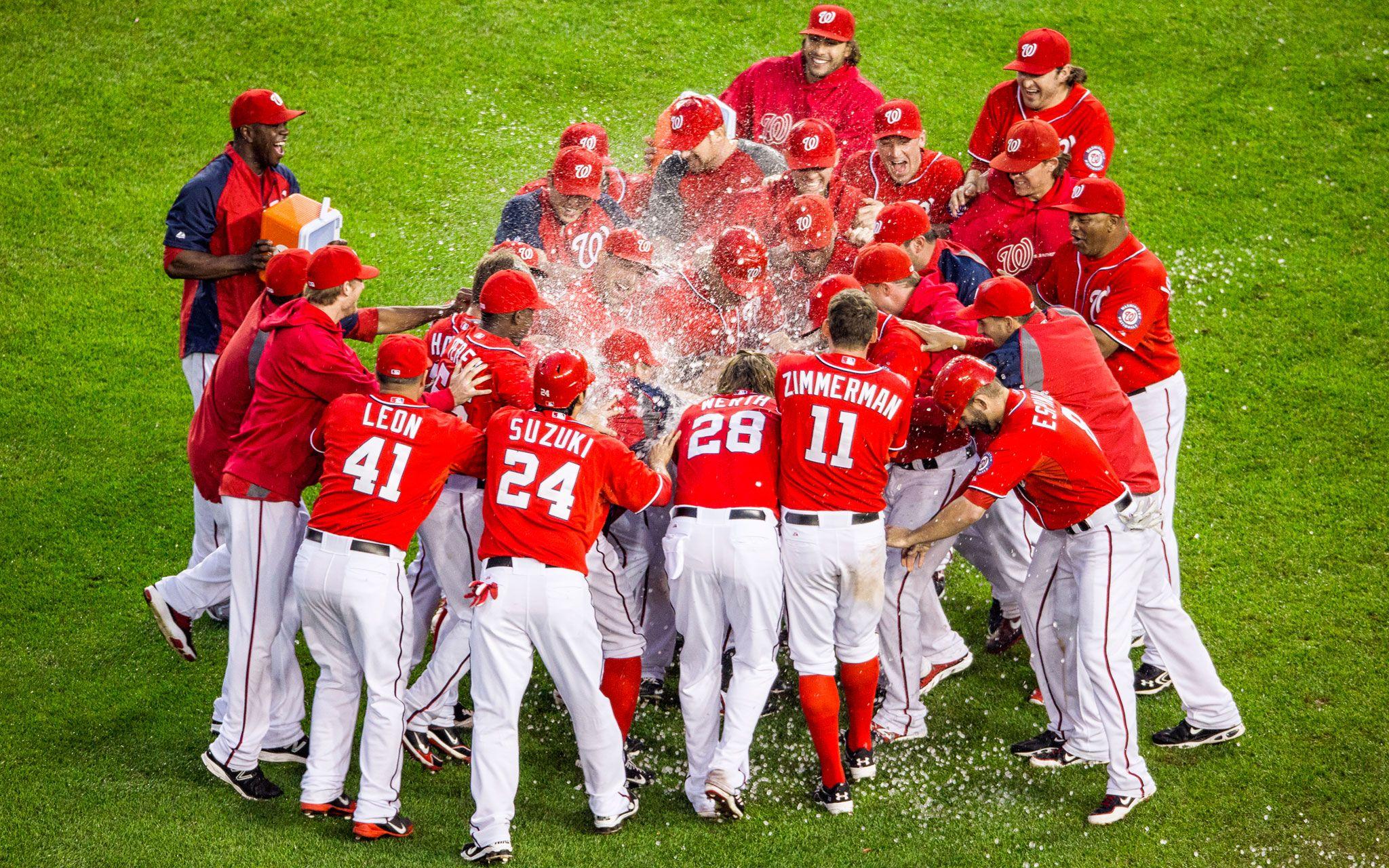 The Washington Nationals Cruise Into October Washington Nationals Washington Nationals Baseball Nationals Baseball