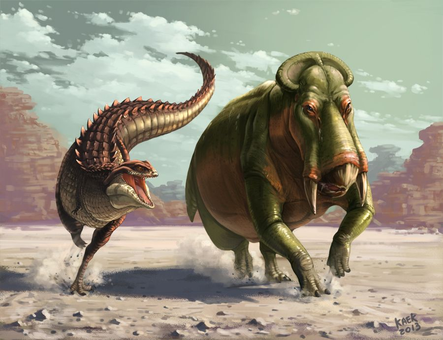 Wildlife Alien Animal Concept Art