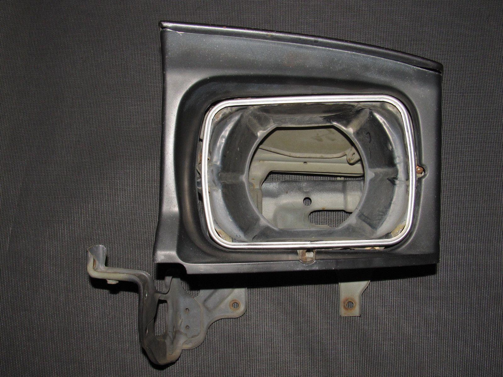 89 90 91 92 93 94 nissan 240sx oem flip headlight assembly left  89 90 91 92 93 94 nissan 240sx oem flip headlight assembly left