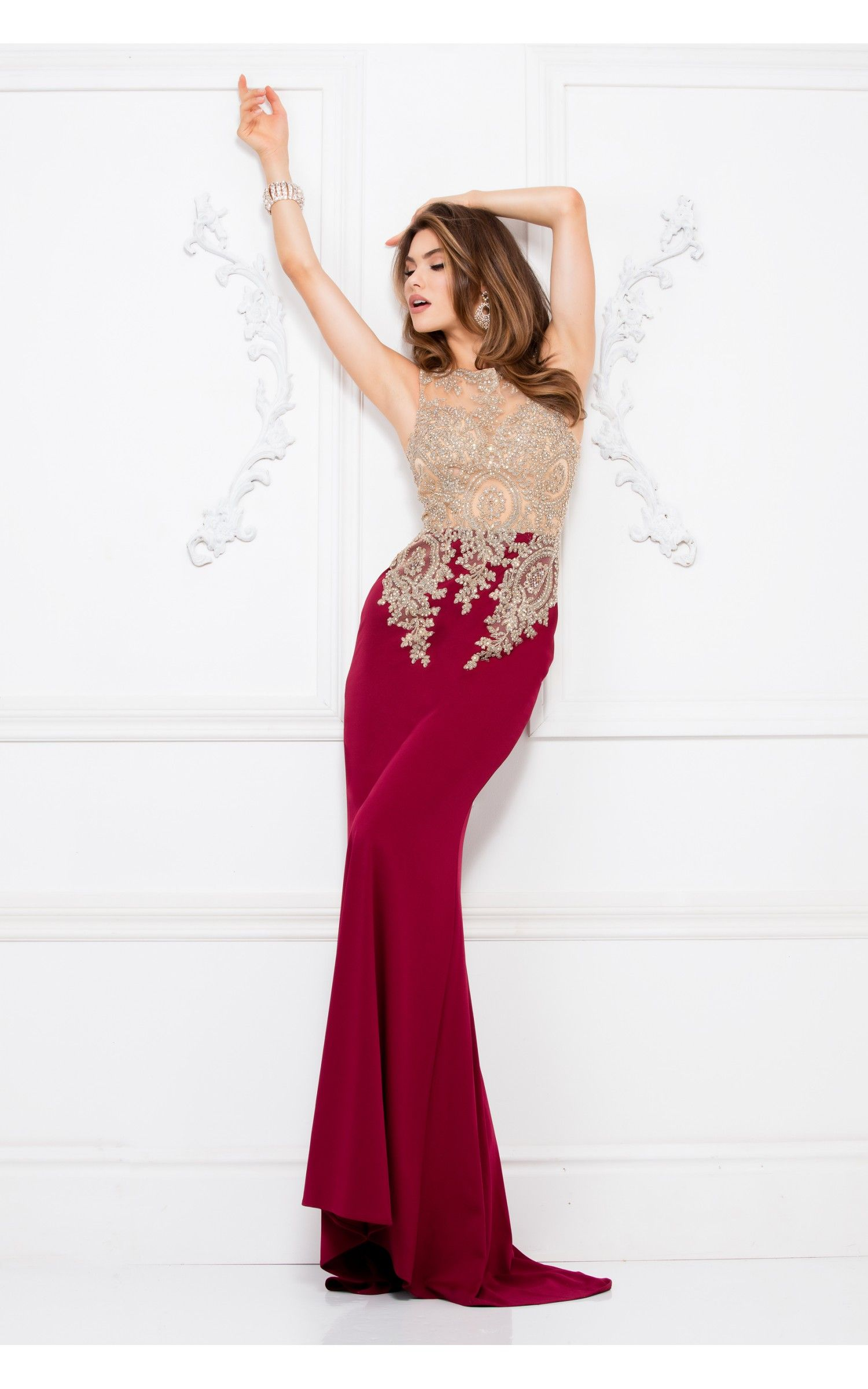 9c9b10915f4 Abby Paris 96019 Bridesmaid Dresses