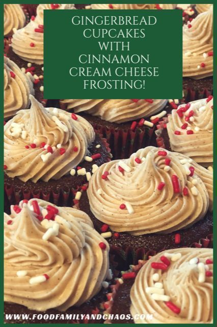 Oh my, these cupcakes are so amazing! They definitely fit right in during the winter season, but I